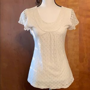 Maurice lace top.